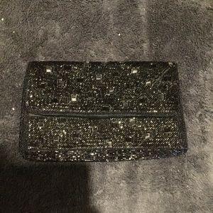 Handbags - Black sparkly purse🖤